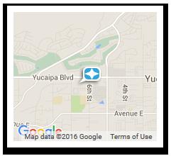 YUCAIPA (909) 797-9210 34017 Yucaipa Blvd. Yucaipa, CA 92399