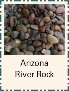 Arizona River Rock - Bulk Material