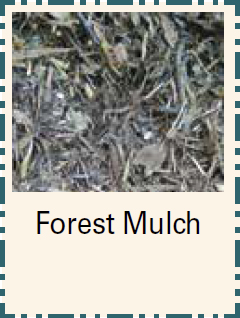 Forest Mulch - Bulk Material