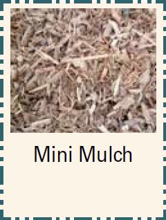 Mini Mulch - Bulk Material