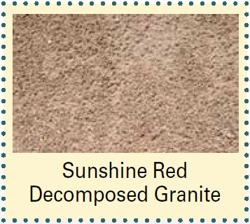 Sunshine Tan Decomposed Granite